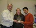 Endourology awards: Best Endourology Presentation 2009, Best Research Presentation 2010, and Best Paper 2011
